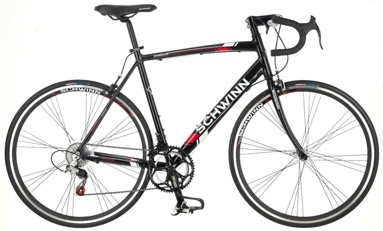 Schwinn Men\'s Phocus 1400 700C Drop Bar Road Bicycle Review - Road ...
