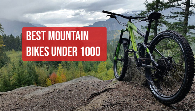 The Top 6 Best Mountain Bikes Under 1000 - Road Bike