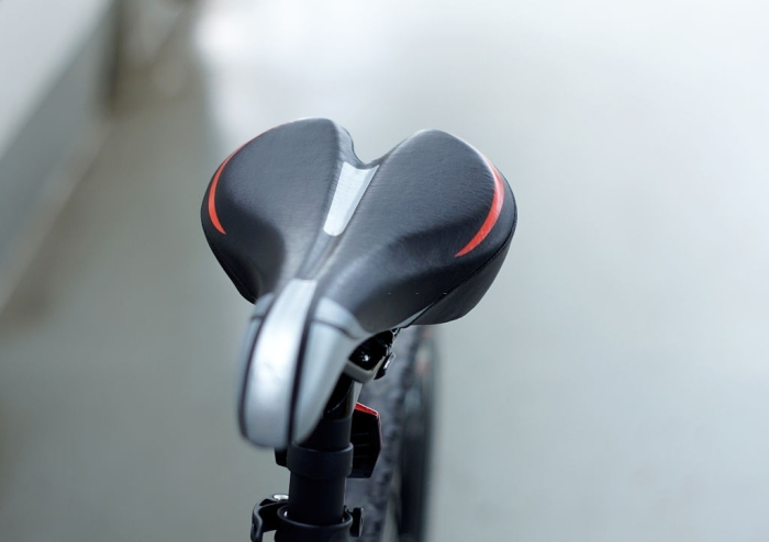 Black Bicycle saddle
