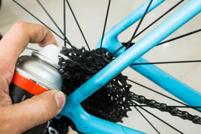 bike chain lube guide