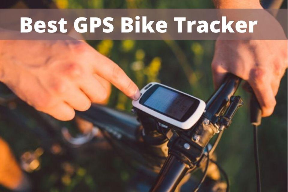 Best GPS Bike Tracker